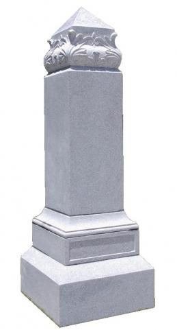 Leaf Top Obelisk