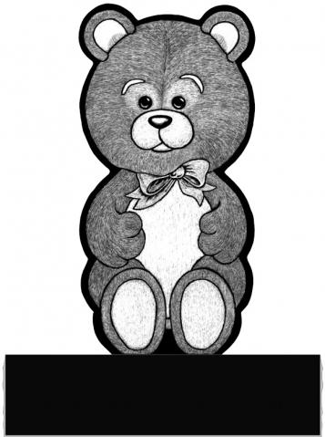 BEAR CONTOUR - 1020
